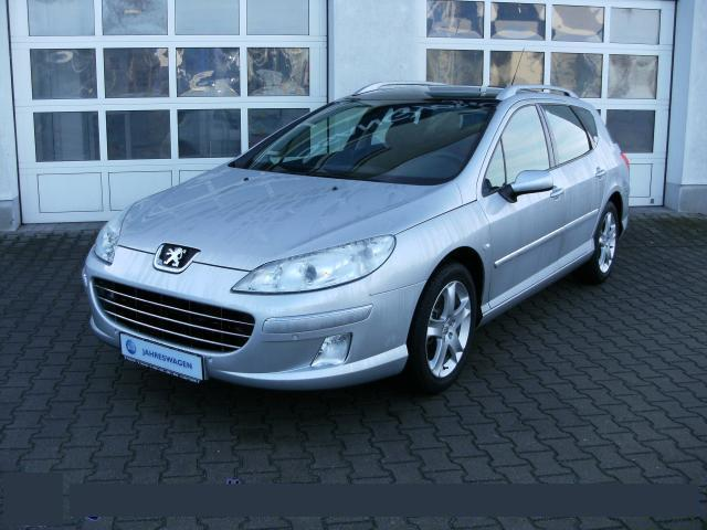 3677 -PEUGEOT 407 SW 2.0 HDi 140 FAP Sport Free delivery*