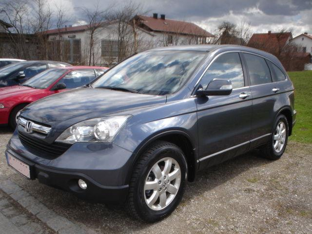 Lhd honda cr v 03 2007 metallic grey lieu for Gray honda crv