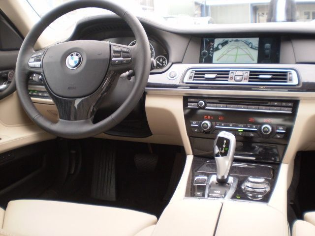 BMW 7 SERIES (09/2008) - Metallic Brilliant Grey - lieu: