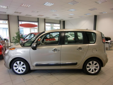 citroen c3 picasso 05 2009 metallic beige lieu. Black Bedroom Furniture Sets. Home Design Ideas