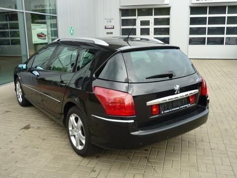 4156 -PEUGEOT 407 SW 2.2 HDi 170 Platinum Free delivery*
