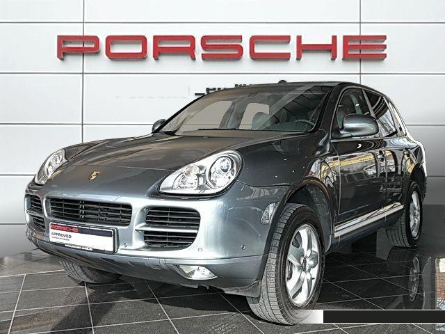 lhd porsche cayenne 05 2006 metallic titan grey lieu. Black Bedroom Furniture Sets. Home Design Ideas