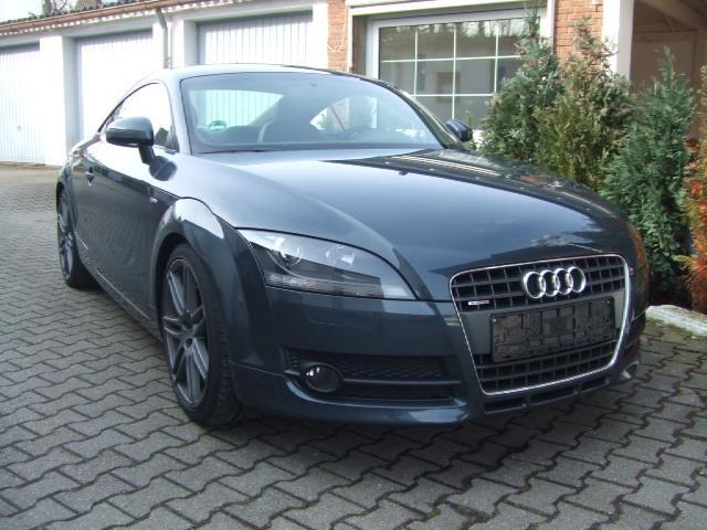 lhd AUDI TT (02/2009) - Metallic Grey - lieu: