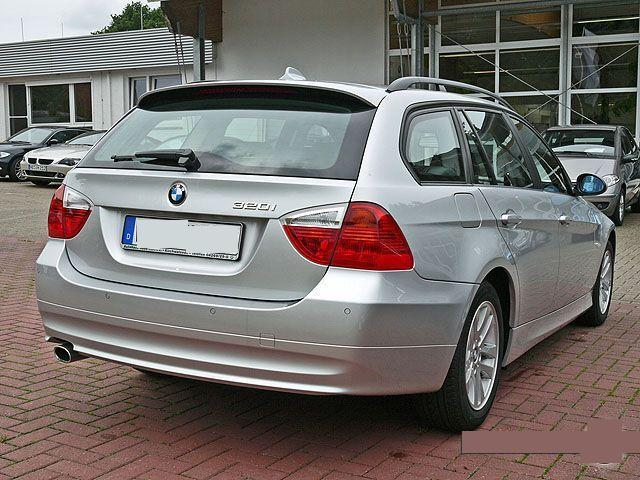 BMW 3 SERIES (07/2008) - Metallic Titan Silver - lieu: