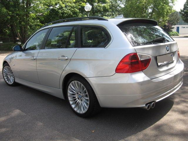 BMW 3 SERIES (02/2008) - Metallic Titan Silver - lieu:
