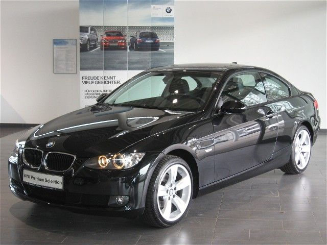 Bmw 3 Series Black Voiture Bmw 3 Series