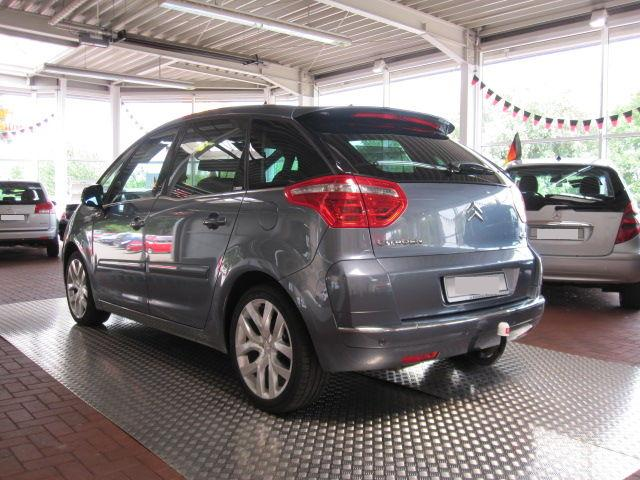 citroen c4 picasso 09 2007 metallic grey lieu. Black Bedroom Furniture Sets. Home Design Ideas