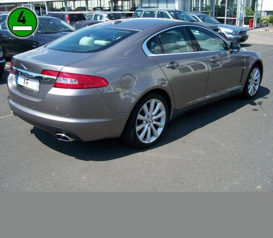 2010 Jaguar Coupe: Metallic Vapour Grey