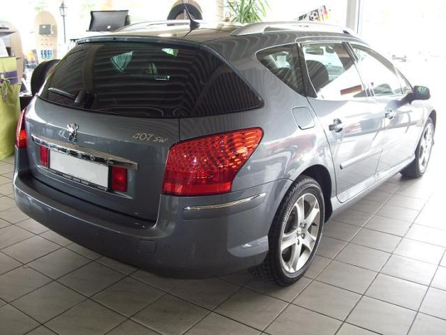 4599 -PEUGEOT 407 SW 2.0 HDi 140 Sport Free delivery*