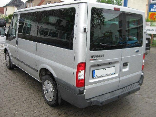 Left Hand Drive Ford Transit N 4681