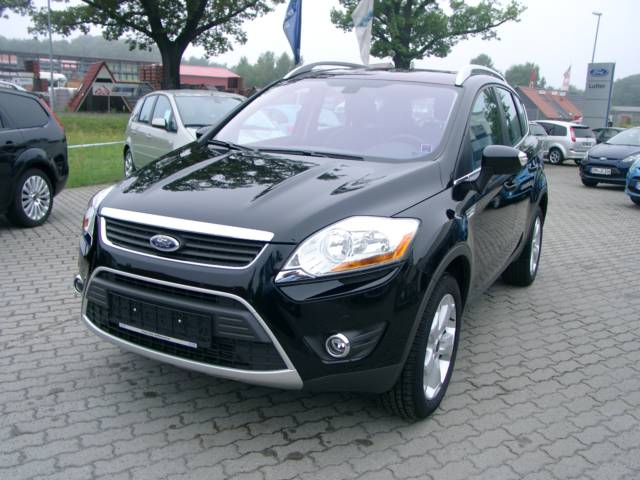 lhd ford kuga 09 2009 metallic panther black lieu. Black Bedroom Furniture Sets. Home Design Ideas