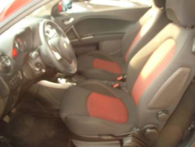 Left hand drive car ALFA ROMEO MITO (02/2010) - Alfa Red - lieu: