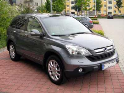 Lhd honda cr v 11 2009 metallic polished grey lieu for Gray honda crv