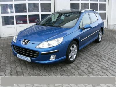5129 -PEUGEOT 407 SW 2.0 HDi 135 FAP Free delivery*