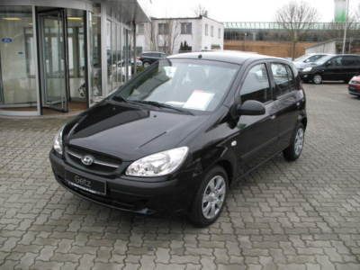 HYUNDAI GETZ 1.1 Plus Edition