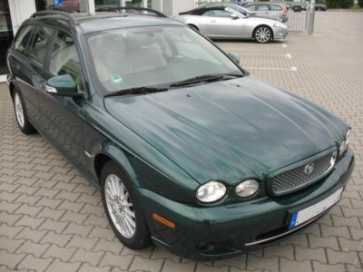 JAGUAR X TYPE 2.2 D