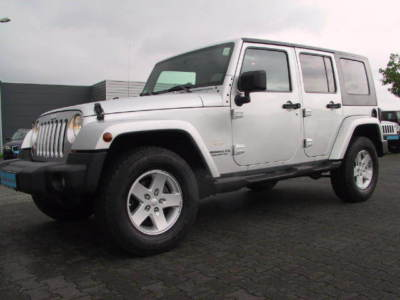 JEEP WRANGLER 3.8 Sahara Unlimited