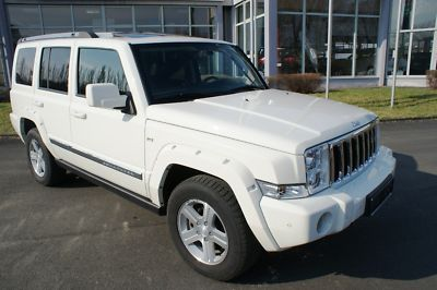 JEEP COMMANDER 3.0 CRD Limited