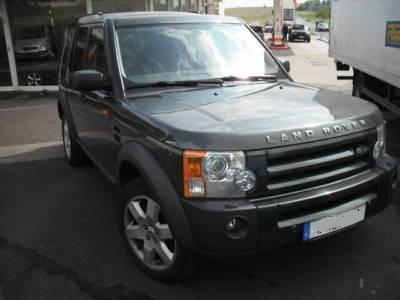 LANDROVER DISCOVERY 4.4 V8 HSE LPG