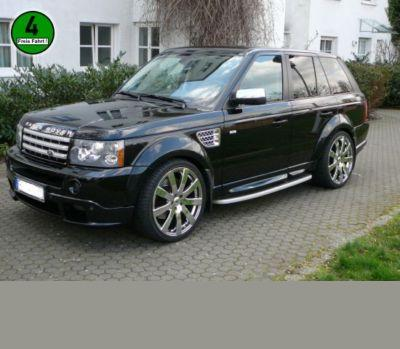 2007 land rover range rover sport black 200 interior and exterior images. Black Bedroom Furniture Sets. Home Design Ideas