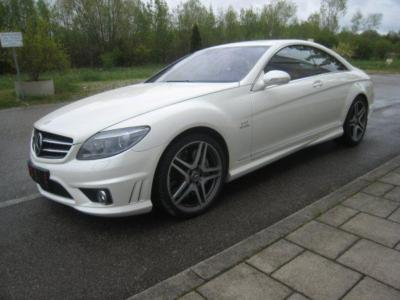MERCEDES CL CLASS CL 65 AMG Design