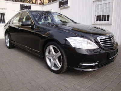 MERCEDES S CLASS S 500 AMG Sport Pack