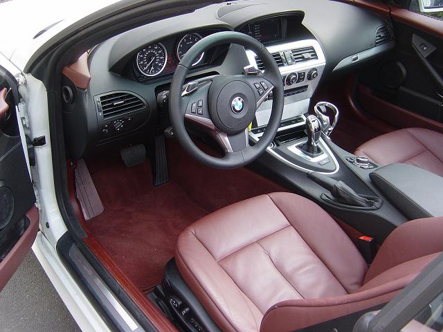 BMW 6 SERIES (01/2009) - White - lieu:
