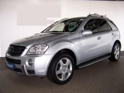 MERCEDES ML CLASS ML 350 AMG Styling