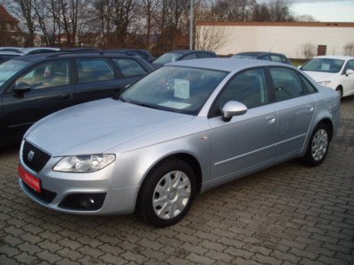 SEAT EXEO 1.8 T Reference