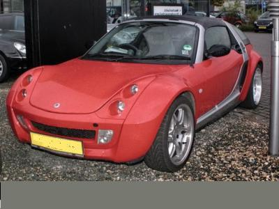 SMART ROADSTER Brabus 100ps