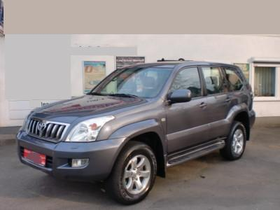 TOYOTA LAND CRUISER COLORADO 3.0 D-4D