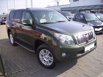 TOYOTA LAND CRUISER COLORADO 3.0 D-4D Tec Edition