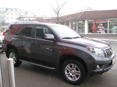 TOYOTA LAND CRUISER COLORADO 3.0 D-4D Executive