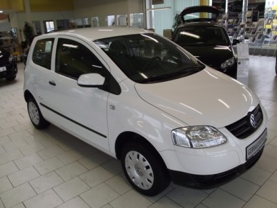 VOLKSWAGEN FOX 1.4 TDI Fresh
