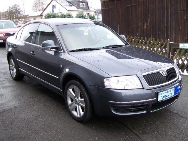 SKODA SUPERB 1.9 TDI Exclusive