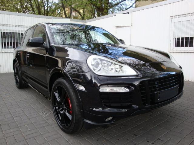 lhd porsche cayenne 10 2008 metallic basalt black lieu. Black Bedroom Furniture Sets. Home Design Ideas