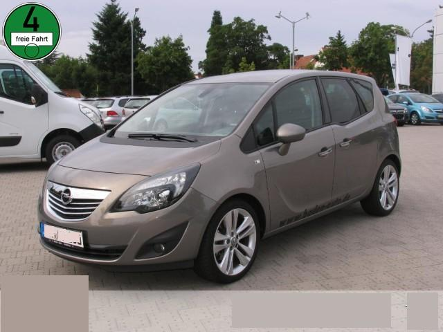 lhd opel meriva 06 2010 metallic muskat grey lieu. Black Bedroom Furniture Sets. Home Design Ideas