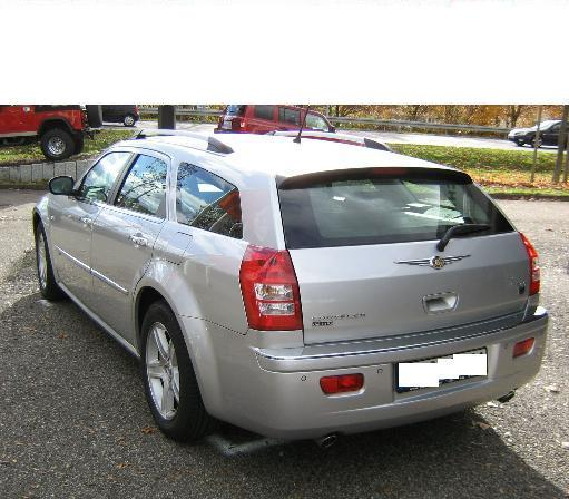 Left Hand Drive CHRYSLER 300C 3.0 CRD DPF Touring
