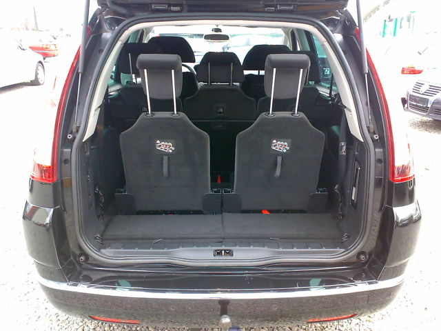 citroen c4 grand picasso 02 2008 metallic black lieu. Black Bedroom Furniture Sets. Home Design Ideas