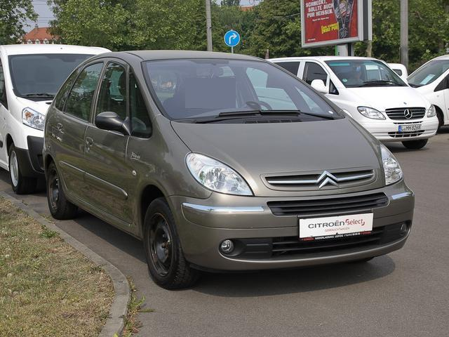 lhd citroen xsara picasso 08 2008 metallic sand beige. Black Bedroom Furniture Sets. Home Design Ideas