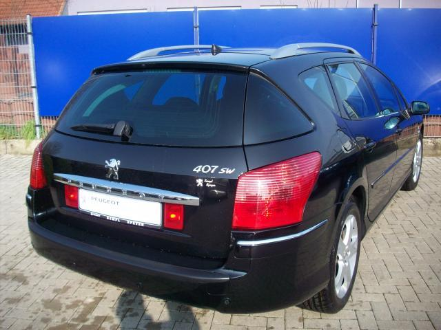 6157 -PEUGEOT 407 SW 2.2 HDi 170 SW Platinum Free delivery*