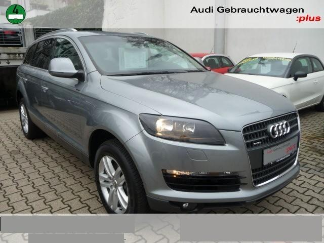 Lhd AUDI Q7 (07/2006) - Metallic Quartz Grey - lieu: