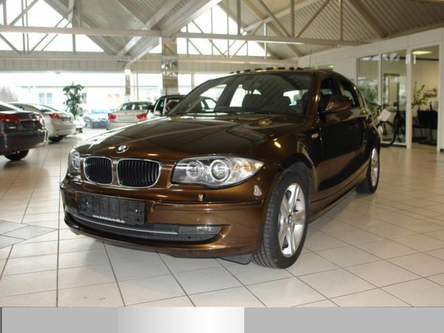 BMW 1 SERIES 120d DPF Lifestyle