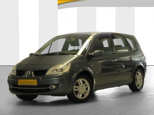 RENAULT GD SCENIC 1.6 16v Exception