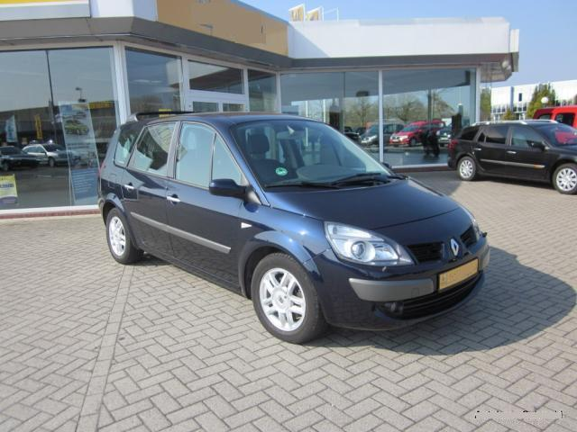 RENAULT GD SCENIC 1.9 dCi FAP Exception