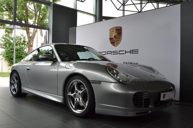 PORSCHE 911 996 3.6 Carrera 2 40 Edition