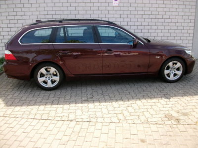 BMW 5 SERIES 530d Touring