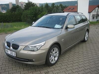 BMW 5 SERIES 530xd Exclusive Touring