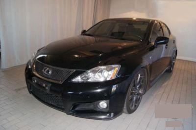 LEXUS IS F 5.0 V8 Black