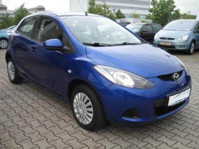 MAZDA 2 1.4 CD Independance